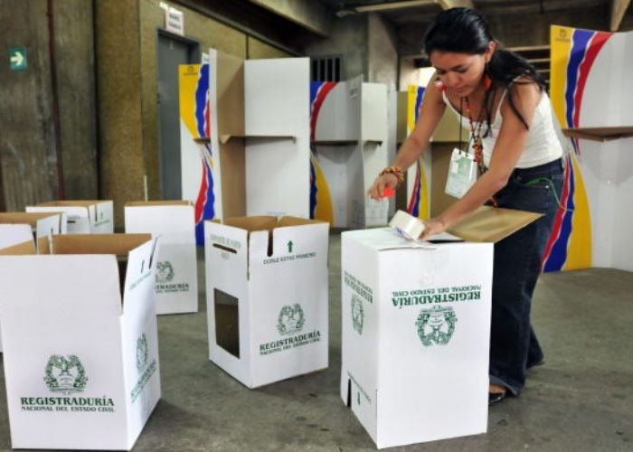 Colombia de nuevo en elecciones