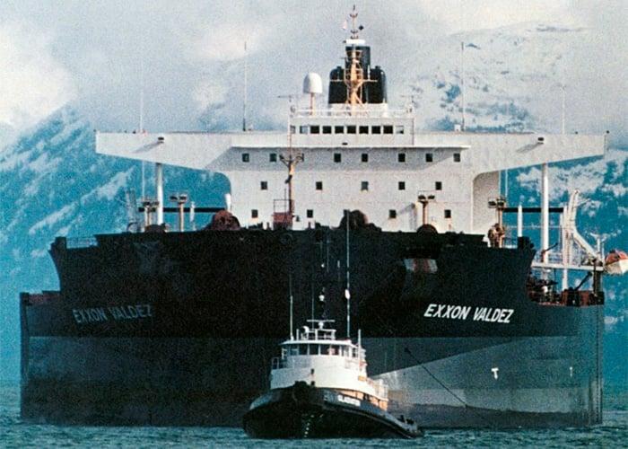 La madrugada del vertido: el desastre del Exxon Valdez