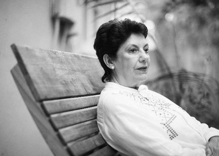 María Cristina Restrepo, autora de 'Verar morír la calma