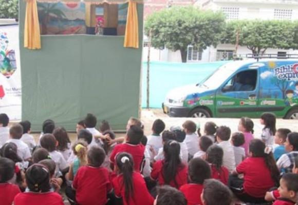 La biblioteca que rueda por Norte de Santander