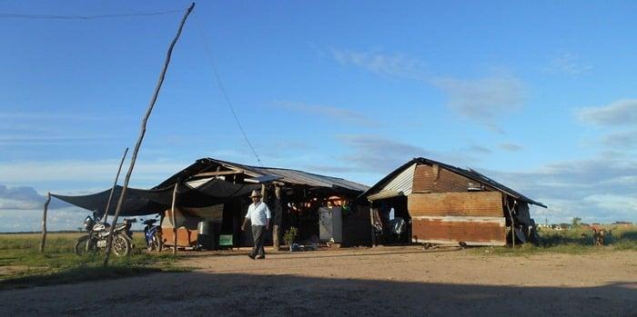 Escuela de la comunidad de Kanalitojo
