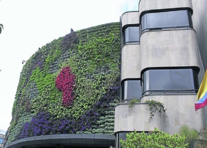 Jardines verticales para una bogot verde las2orillas for Jardines verdes
