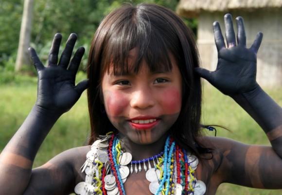 Colombia, un país de salvajes