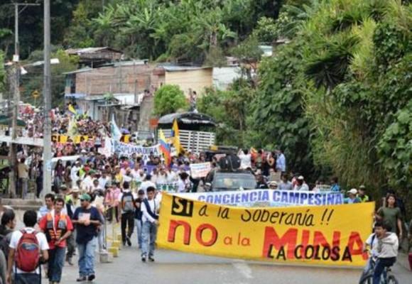 El Tolima se enfrenta a la minera AngloGold Ashanti