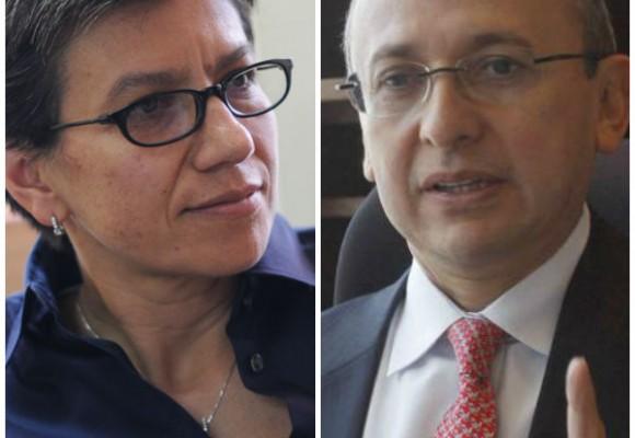 Conejo a Claudia López con el tribunal de aforados. Ganó el fiscal Montealegre