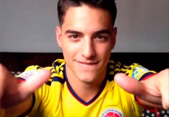 Los 15 minutos de fama de un exfutbolista llamado Maluma