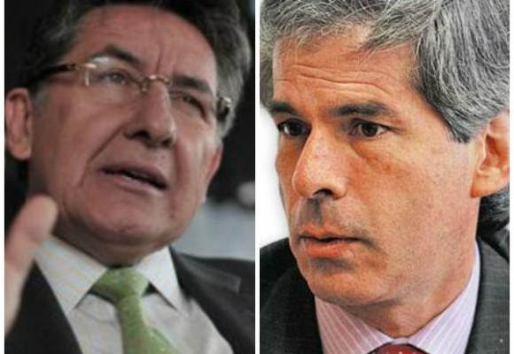 La oficina de Néstor Humberto Martínez sigue activa, Yesid Reyes cerró la suya