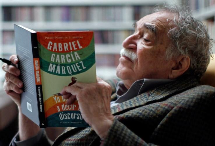 Renson Said y el amor en los tiempos de Gabo