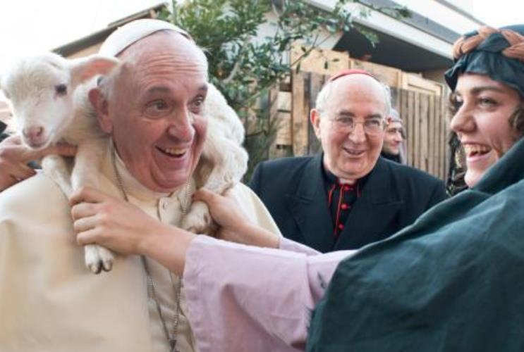 El Papa buena papa