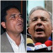 Choque entre Uribe y periodista de Canal Capital ¿Quién agredió a quién?