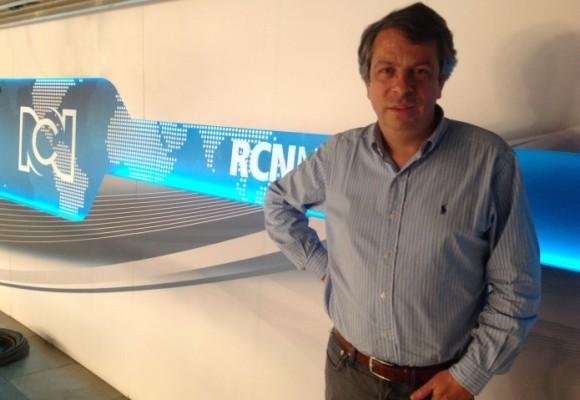 La prueba de fuego de Rodrigo Pardo: El relanzamiento de Noticias RCN