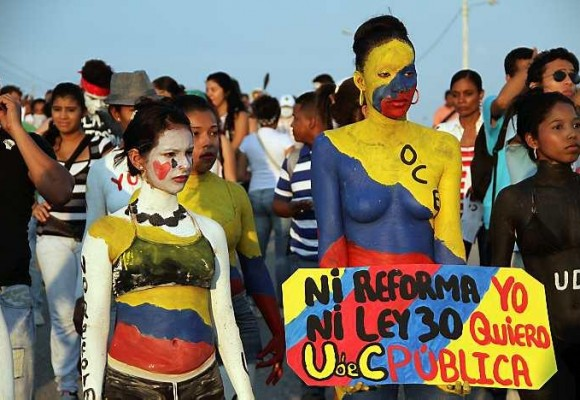 Lecciones para aprender a protestar en Colombia