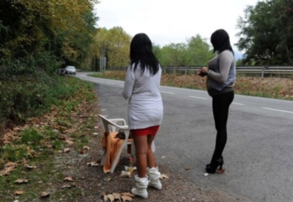 Prostitución en la troncal del oriente, Cesar