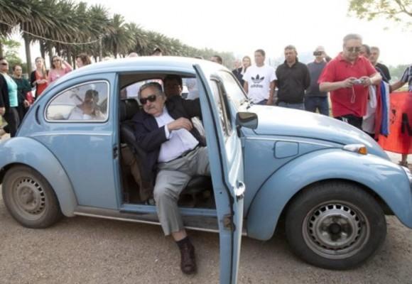 ¿Pepe Mujica vendería su Volkswagen?