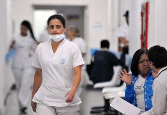 Los 'peros' en la salud colombiana