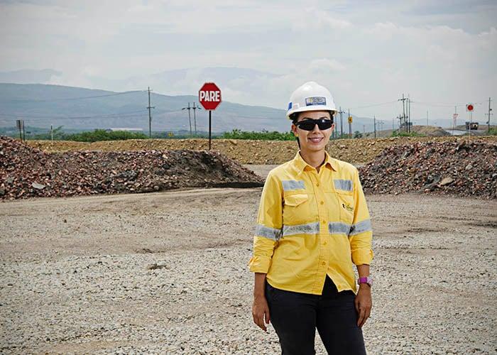 La vida del minero