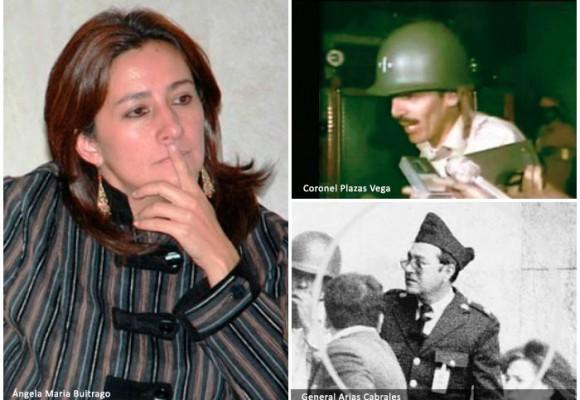 La mujer que se la jugó por descubrir la verdad del Palacio de Justicia