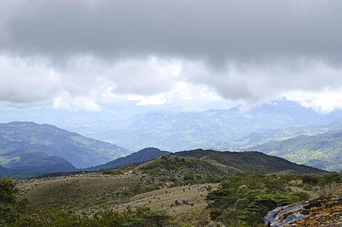 Parque Nacional Natural Chingaza: Serranía del Dios de la noche