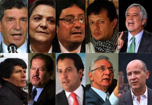 ¿De qué se trata la movida política en Bogotá?