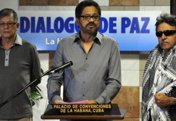 No rotundo de las FARC al plebiscito