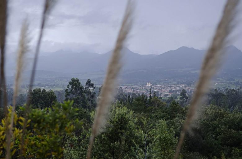 En Guasca se puede respirar, eso que en Bogotá a veces olvidamos