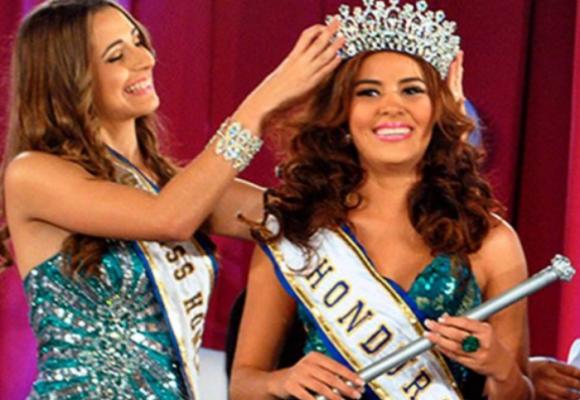 Asesinan a la reina de Honduras Miss Mundo