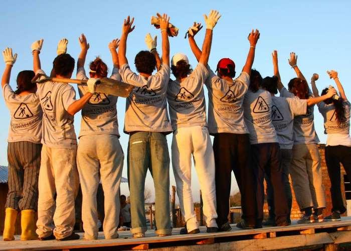 Jóvenes que quieren cambiar el mundo
