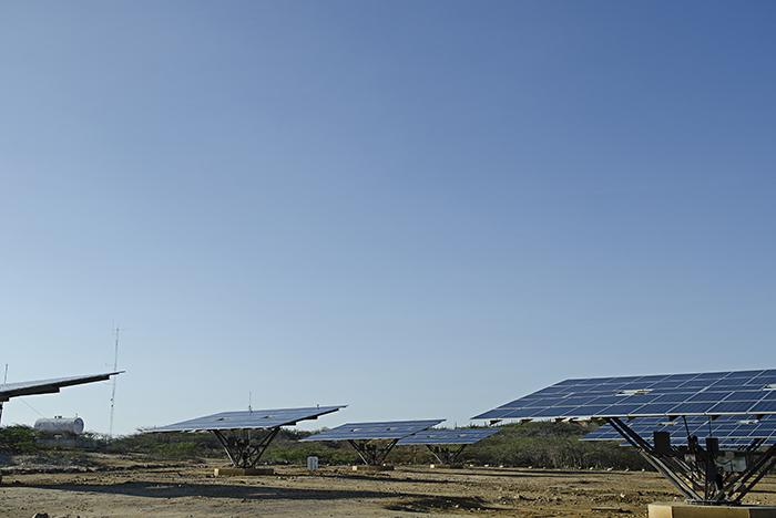 El parque de generación de energía de fuentes alternas de Nazaret