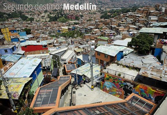 Camino a Medellín