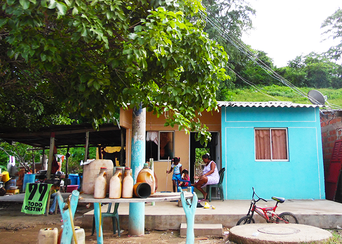 Ríos de gasolina en la Guajira