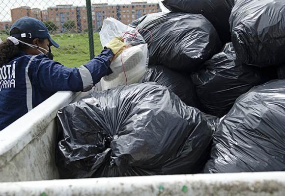 La fórmula de Mireya: reciclaje y constancia
