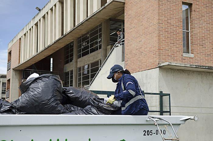 El reciclaje, más que un tema de moda