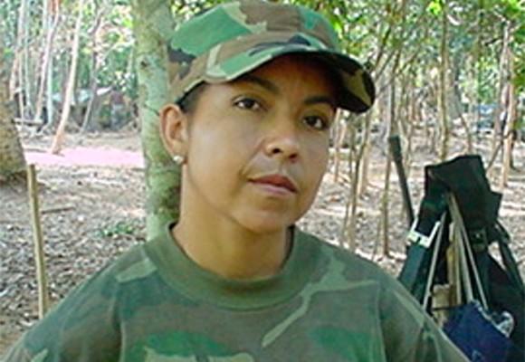 Yira Castro, la voz del bloque 'Iván Ríos' en La Habana