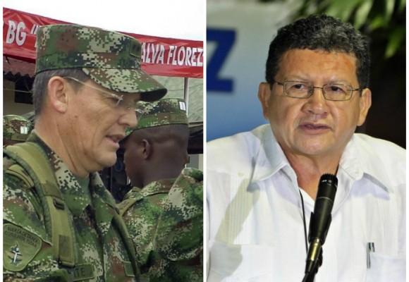 """Las Farc piden serenidad para solucionar """"impasse"""" del General Alzate"""
