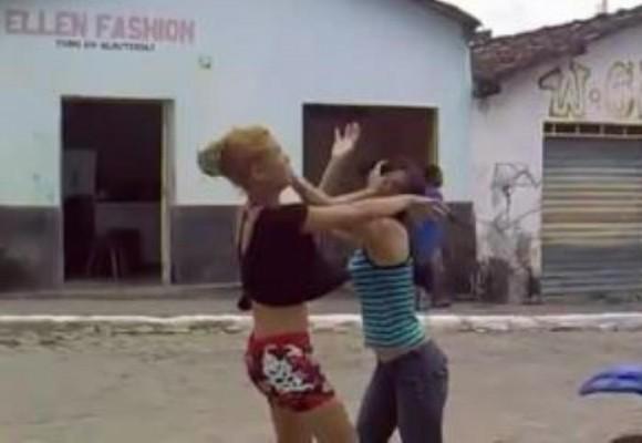 Violencia entre mujeres