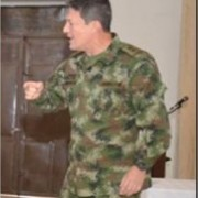 Las Farc confirman tener en su poder al general Alzate