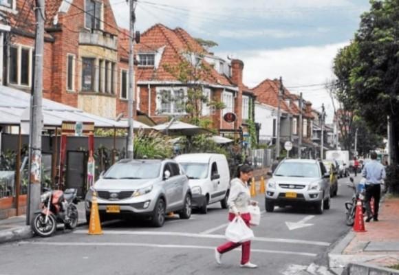 La peatonalización de la concurrida zona G de Bogotá