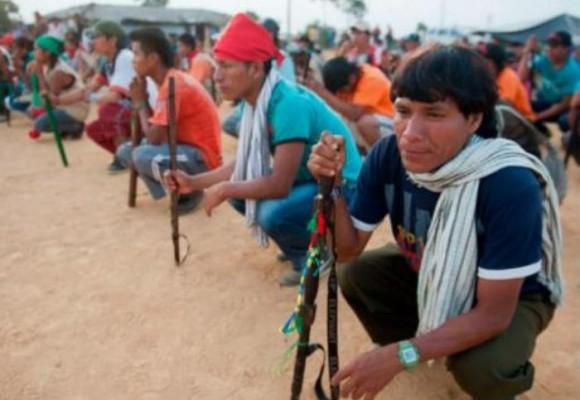 Guardia Indígena: la resistencia de un pueblo