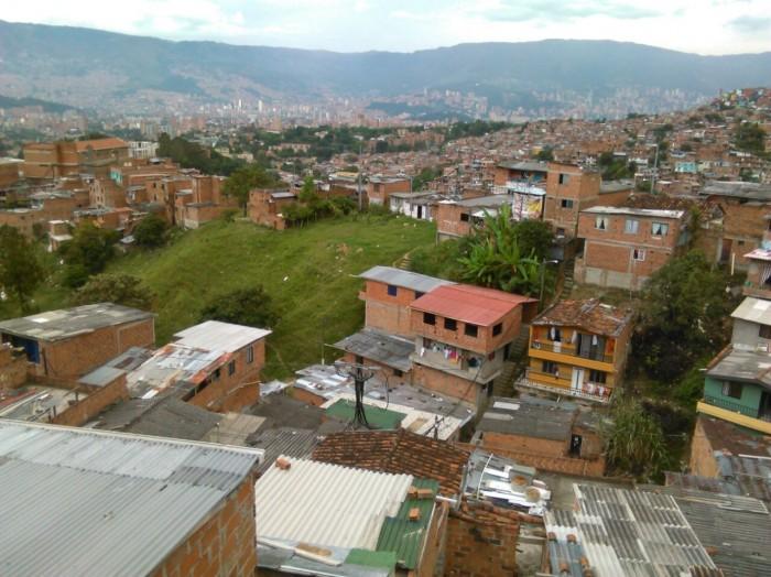 Por vivir en esta zona de Medellín, los jóvenes son esigmatizados por la  policía