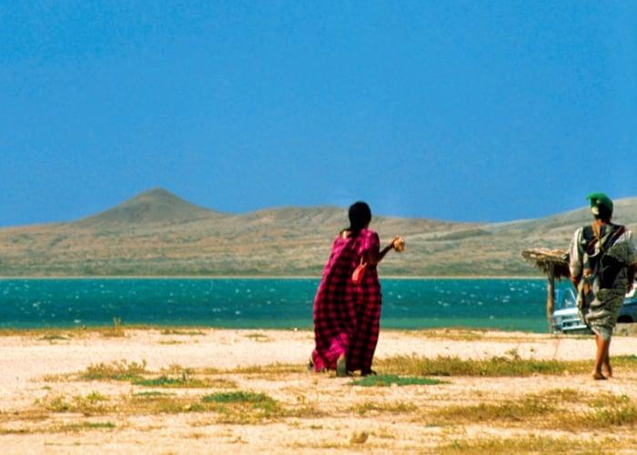 ¿Dónde queda la Guajira en la RAP Caribe?
