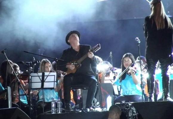Un encuentro con Gustavo Santaolalla en Medellín