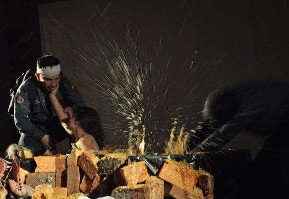 Tragedia de Armero es representada en una obra de teatro