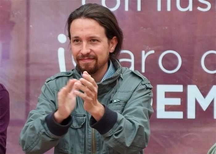 Pablo Iglesias sería el presidente del gobierno español