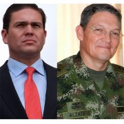 Los militares no dan el brazo a torcer: se complica liberación del general Alzate