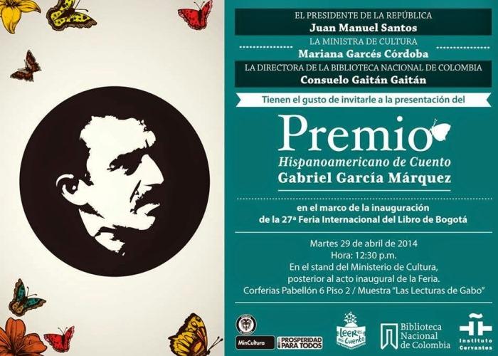 Premio al mejor cuento hispanoamericano