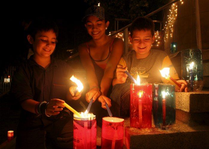 Fiestas decembrinas y colombianos exiliados