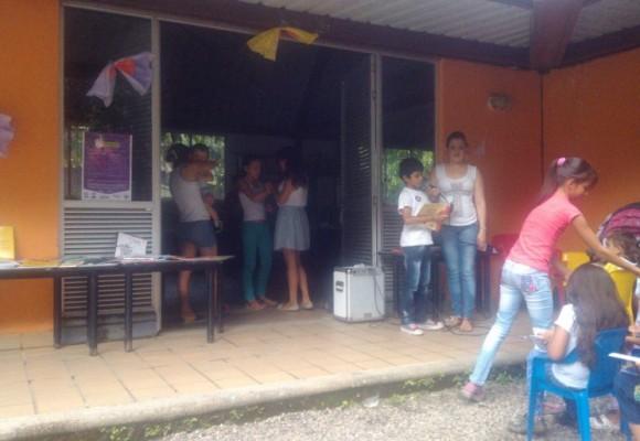 La Biblioteca derrotada de Pajarito, Boyacá