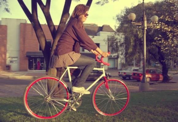 La bici en Bogotá, un deporte de alto riesgo