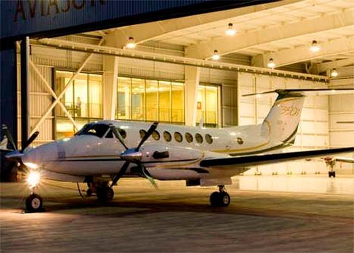 Avion-FAC-Colombia