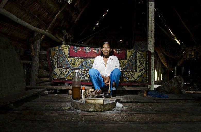 Angélica, una aprendiz de inca